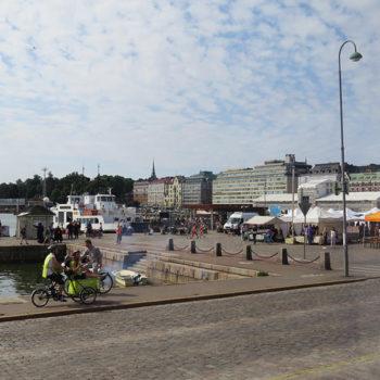 Helsinki: Old Market