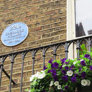122B Baker Street