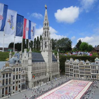 Mini Europa: Bruxelas