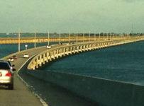 Pontes que ligam as Ilhas Keys