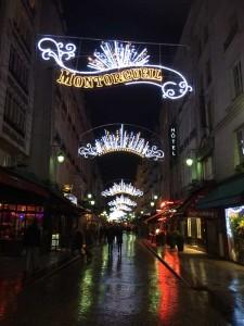 Rua Montorgueil (Paris)