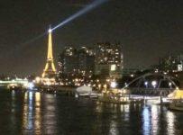 Rio Sena e Torre Eiffel (Paris)