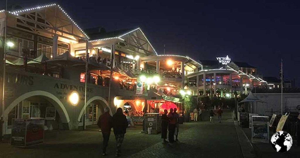 Waterfront, mais que um shopping na Cidade do Cabo