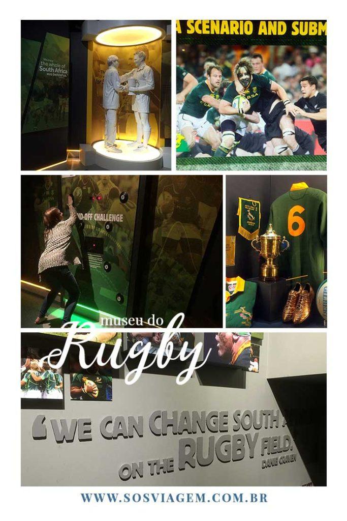 Museu do Rugby na Cidade do Cabo