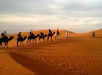 Marrocos é um dos destinos africanos mais visitados por turistas no mundo.