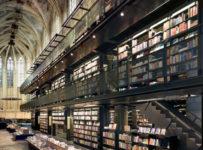 Boekhandel Selexyz Dominicanen, Maastricht, Holanda.