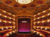 Gran Teatre del Liceu, Barcelona, Espanha.