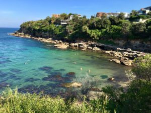 Coastal Walk de Coogee a Bondi Beach.